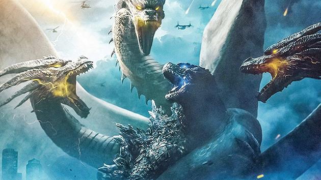 Godzilla vs Ghidorah