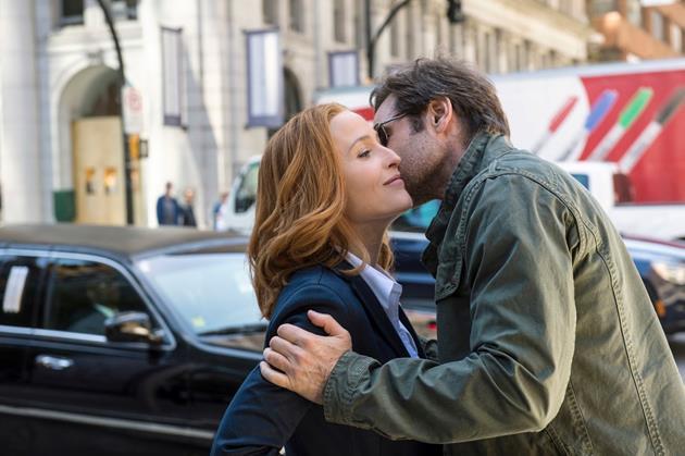 Bon retour à la télévision pour les X-Files