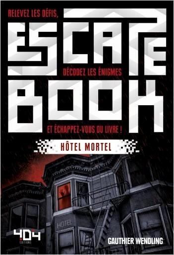 Critique Livre Jeu Hotel Mortel 2019 Par Nathalie Z