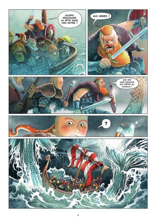 Harald et le trésor d'Ignir - Tome 1 - p04
