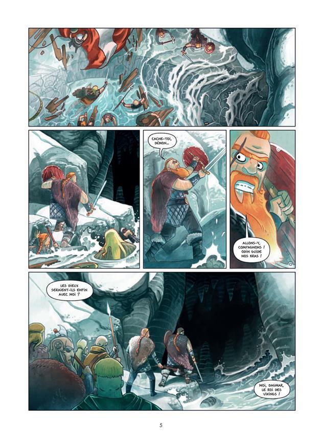 Harald et le trésor d'Ignir - Tome 1 - p05