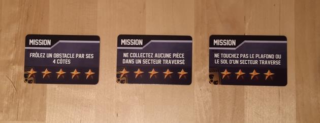 Jetpack Joyride missions