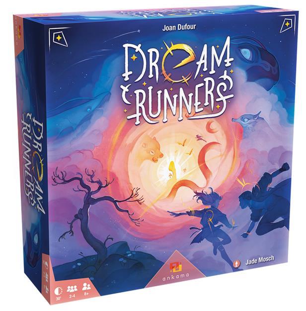 jeu de société Dream Runners