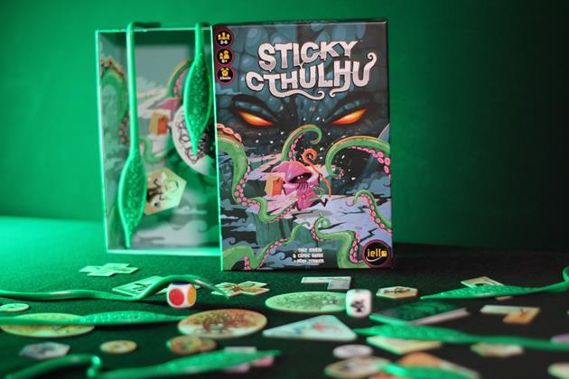 Jeu de société Sticky Cthulhu