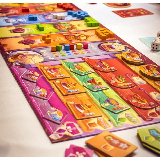 jeu Festo marché