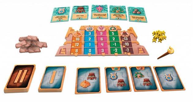 jeu Les trésors de cibola