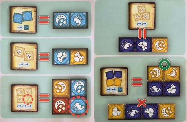 Jeu Magic Fold cartes défi