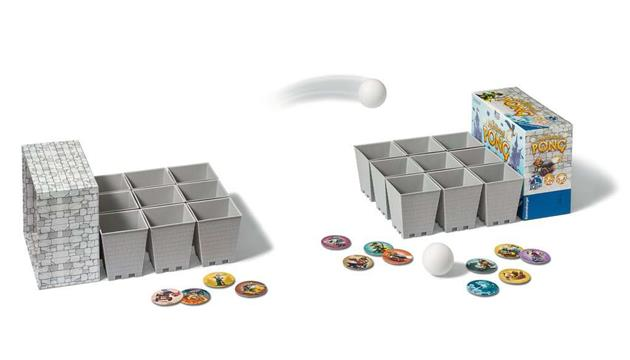 jeu Medieval Pong