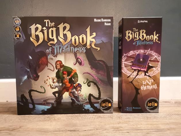 jeu the big book of madness