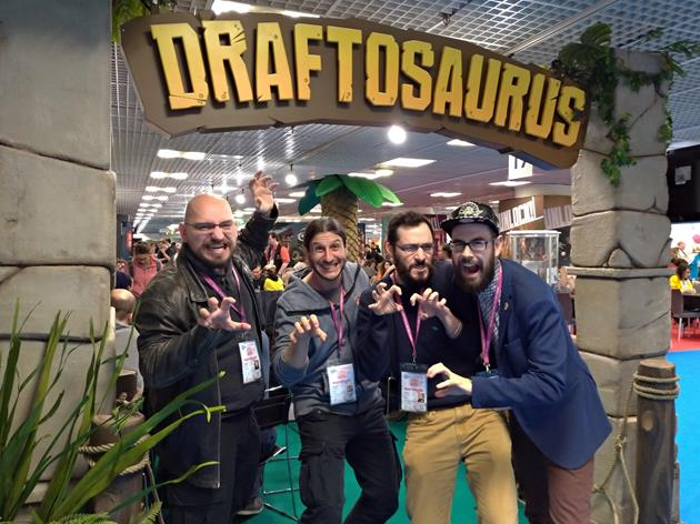 Kaedama Draftosaurus