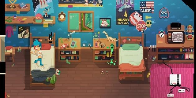 La chambre de Chris