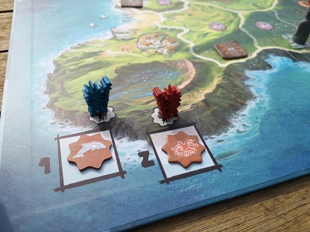 Ordre du tour jeu Rapa Nui