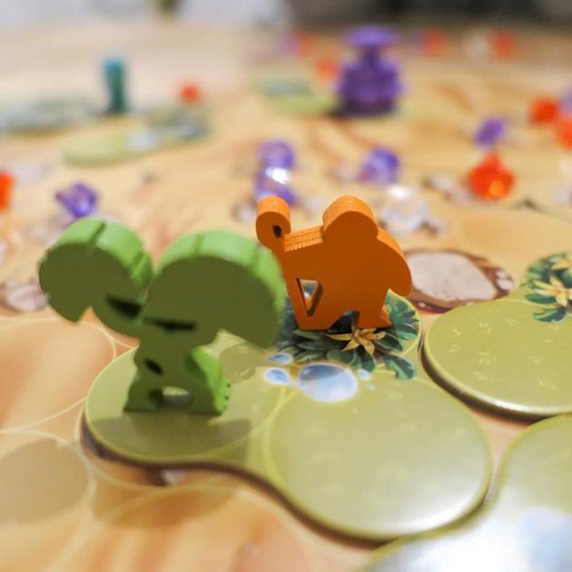 Pion jeu Ishtar
