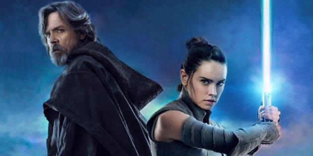 Rey et Luke
