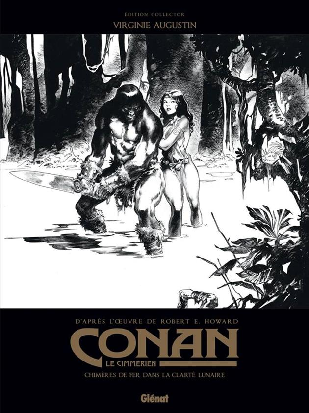 SFU-Conan Cimmerien T6-N&B-couverture