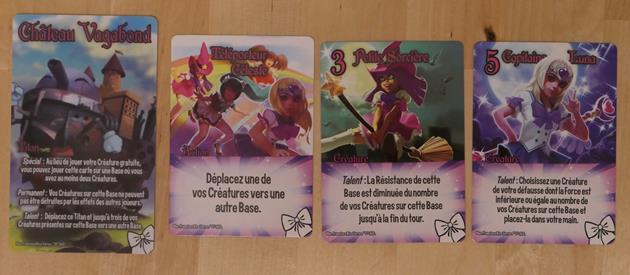 Smash Up Rois du Japon Petites Magiciennes