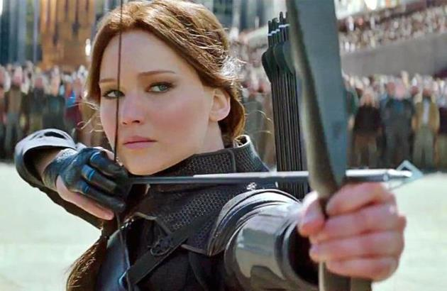 Sur qui va tirer Katniss ?