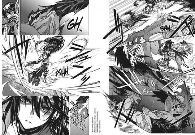 Tales of berseria manga combat