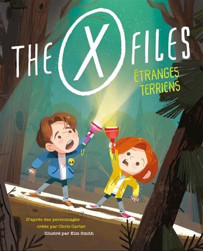 X-Files étranges terriens l'album illustré