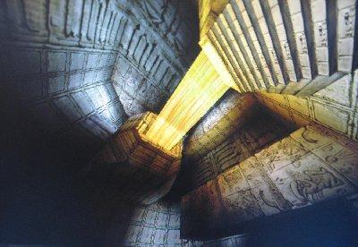 Alien versus Predator: il y a un alien au plafond