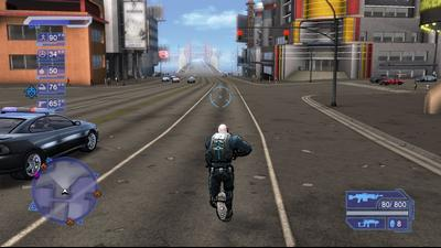 Crackdown, premier GTA-like sur 360 !