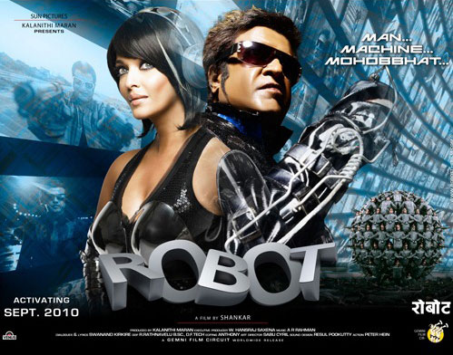 Endhiran - Robot