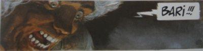 Othon le trisaïeul: visages et expressions