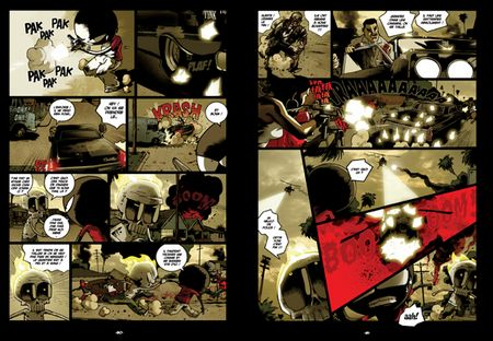 Un comics underground