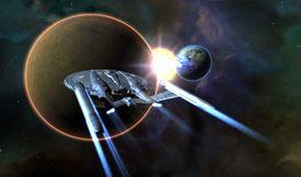 WARP 9 Mr Sulu !</