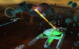 Des batailles spatiales grandioses