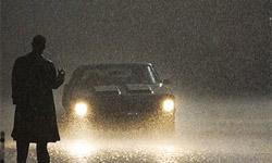 Ne jamais prendre d'autostoppeur la nuit quand il pleut
