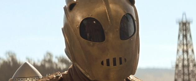 Critique du Film : Rocketeer