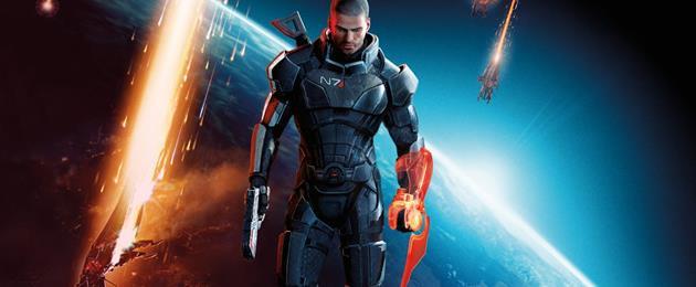 Trilogie Mass Effect : Mass Effect 3 [2012]