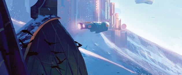 Terra Ignota : La Volonté de se Battre #3 [2021]