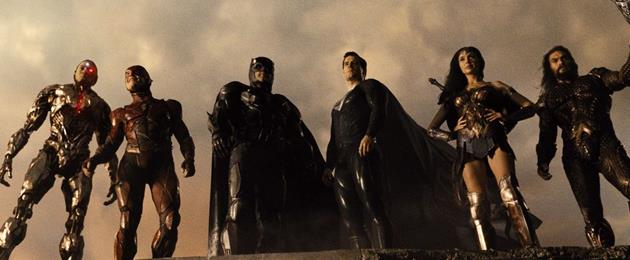 Zack Snyder Justice League #1 [2021]