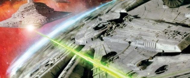Star Wars : Le Faucon Millenium [2017]
