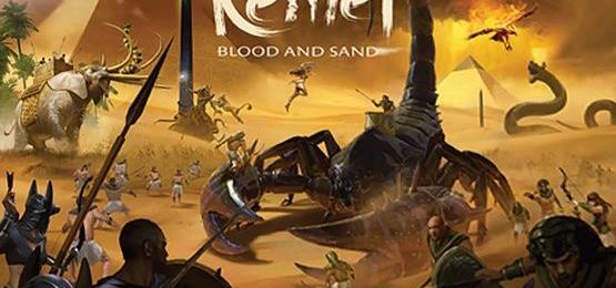 Kemet : Blood & Sand : Kemet : Blood and Sand [2021]