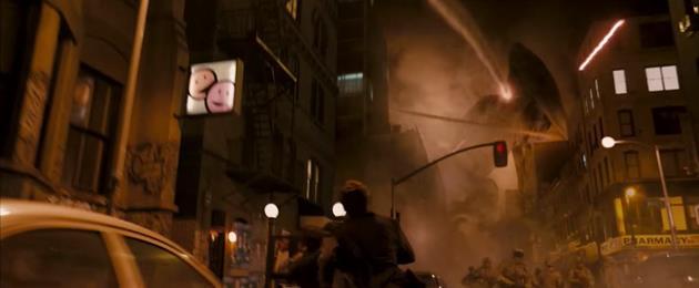 Critique du Film : Cloverfield