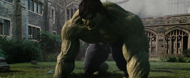 Critique du Film : L'Incroyable Hulk