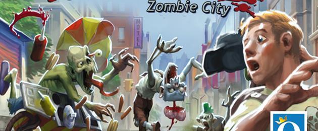 Critique du Jeu de société : Escape Zombie city