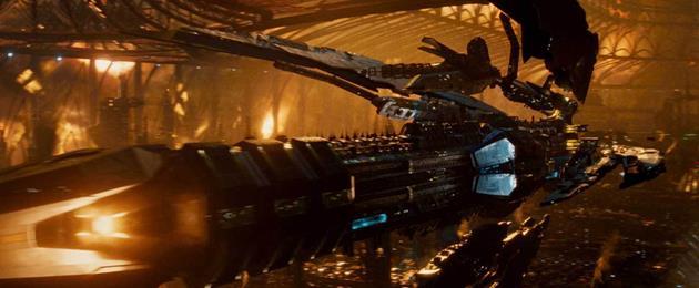 Critique du Film : Jupiter : Le destin de l'univers