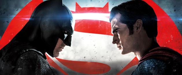 Critique du Film : Batman v Superman : L'aube de la Justice