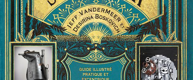 Critique du Livre : Le Manuel Steampunk