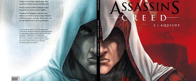 Critique de la Bande Dessinée : Assassin's Creed : Aquilus