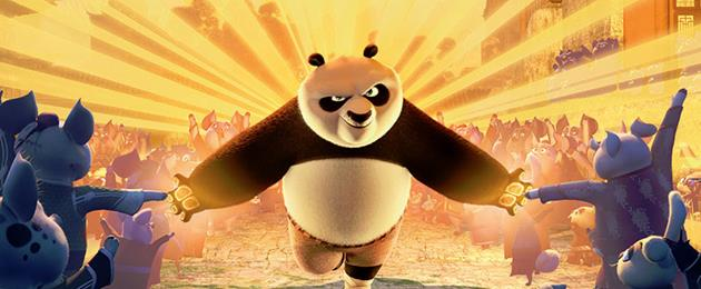 Critique du Film d'animation : Kung Fu Panda 3
