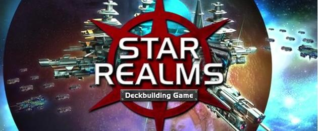 Critique du Jeu de cartes : Star Realms