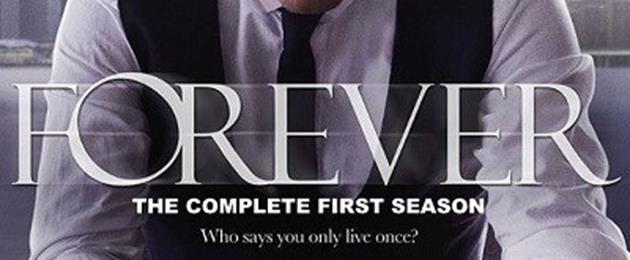 Critique de la Série Télé : Forever