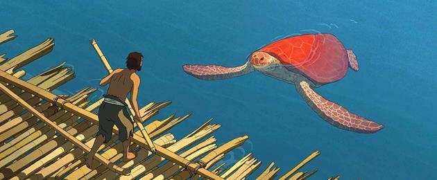 Critique du Film d'animation : La Tortue Rouge