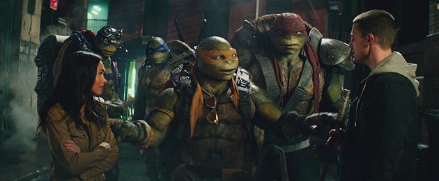 Critique du Film : Ninja Turtles 2