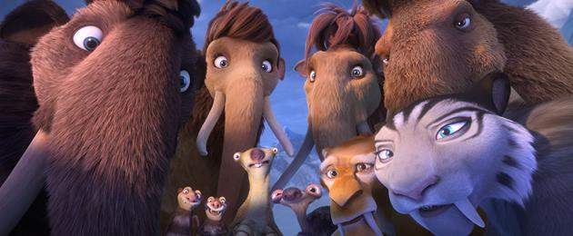 Critique du Film d'animation : L'Âge de glace : Les Lois de l'Univers